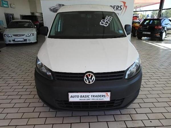 2015 Volkswagen Caddy 2.0tdi 81kw Fc Pv  Gauteng Pretoria_0