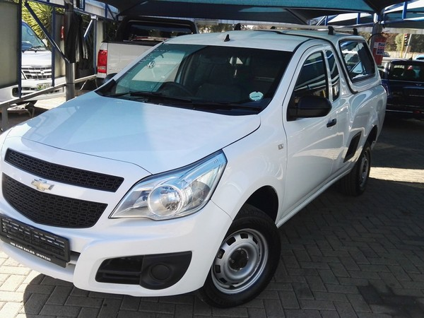2015 Chevrolet Corsa Utility 1.4 AC North West Province Potchefstroom_0