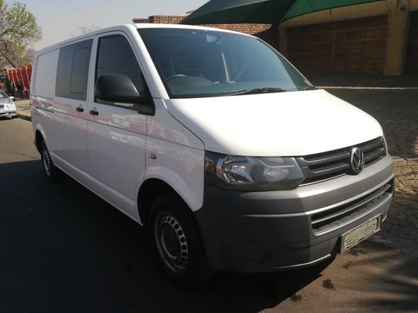 2013 Volkswagen Transporter Crewbus 2.0 TDi LWB Gauteng Alberton_0