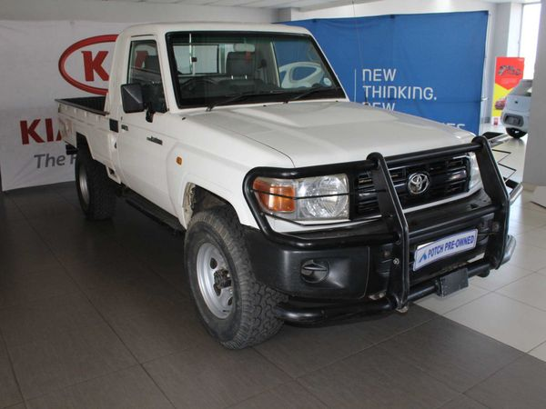 2011 Toyota Land Cruiser 79 4.2d Pu Sc  North West Province Potchefstroom_0