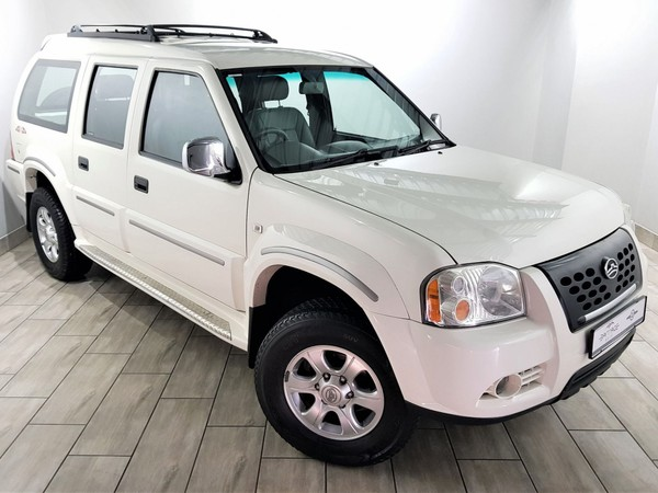 2010 GWM Multi-wagon 2.8 Tdi Multiwagon 4x4  Gauteng Pretoria_0