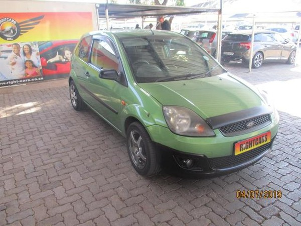 2006 Ford Fiesta 1.4i Trend 3dr  Gauteng North Riding_0