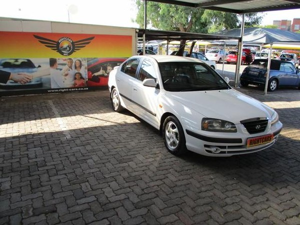 2005 Hyundai Elantra 2.0 Crdi  Gauteng North Riding_0