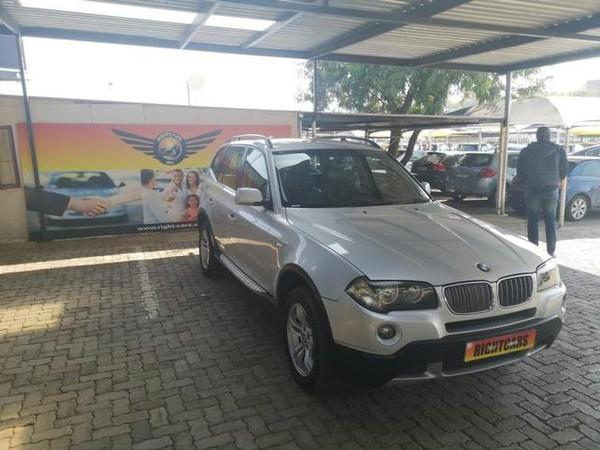 2008 BMW X3 Xdrive25i At  Gauteng North Riding_0