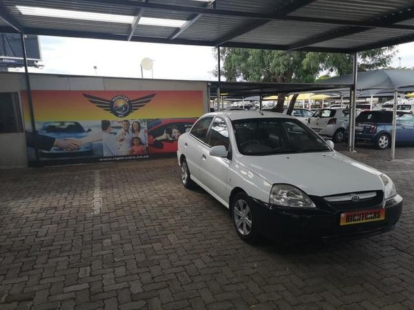 2004 Kia Rio 1.5 4dr  Gauteng North Riding_0