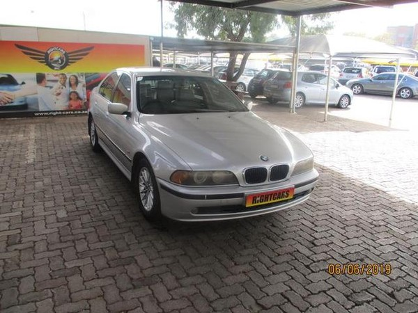 2002 BMW 5 Series 525i At e39  Gauteng North Riding_0
