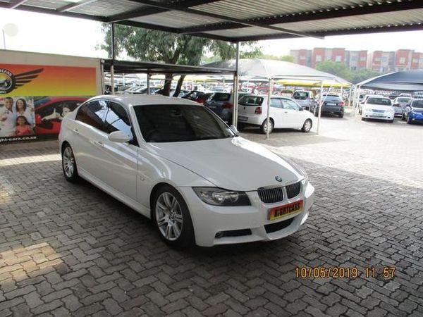 2008 BMW 3 Series 323i e90  Gauteng North Riding_0