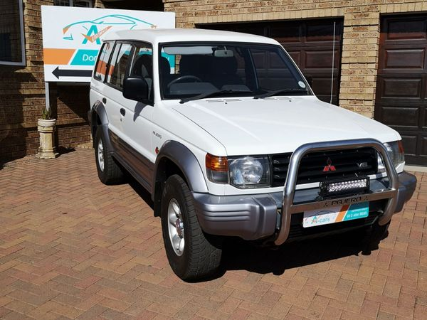 1996 Mitsubishi Pajero 3.5 Gls  Mpumalanga Witbank_0