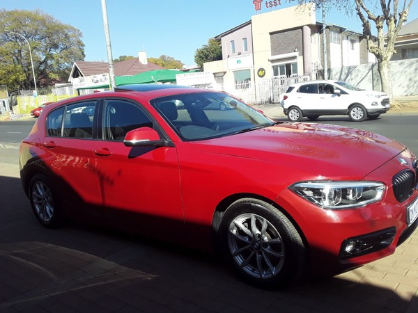 2017 BMW 1 Series 118i 5dr At  Gauteng Rosettenville_0