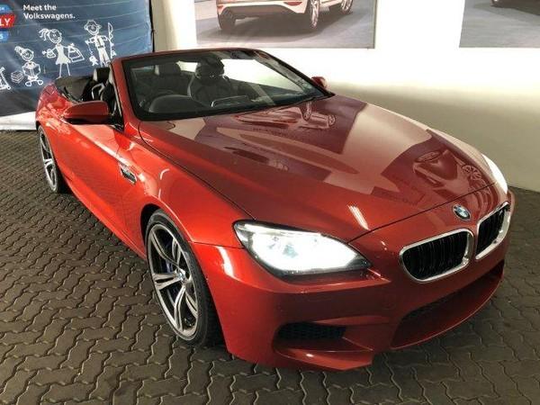 2013 BMW M6 Convertible f12  Gauteng Edenvale_0