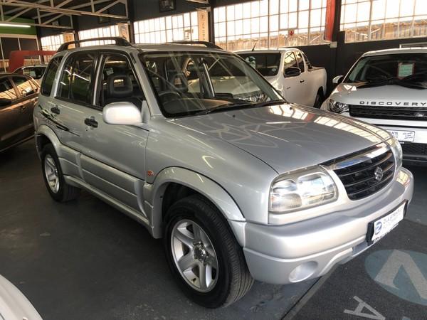 2002 Suzuki Grand Vitara 2.5 V6 5d  Free State Bloemfontein_0