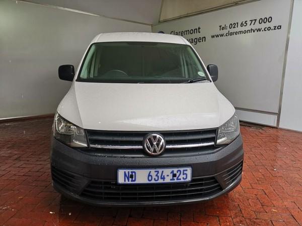 2019 Volkswagen Caddy 2.0TDi 81KW FC PV Western Cape Claremont_0