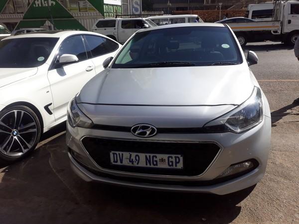 2015 Hyundai i20 1.4 Fluid  Gauteng Jeppestown_0