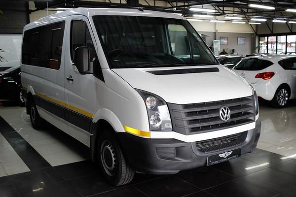 2017 Volkswagen Crafter 50 2.0 Bitdi Hr 120kw Fc Pv  Western Cape Parow_0