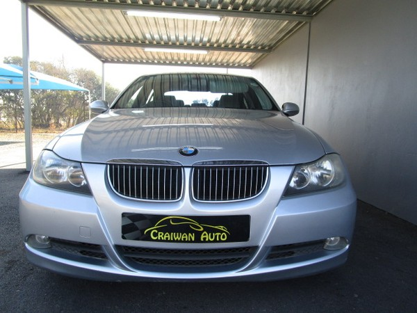 2008 BMW 3 Series 323i Exclusive At e90  Gauteng North Riding_0