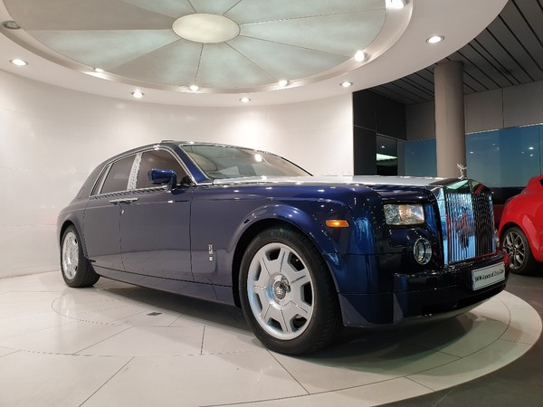 2005 Rolls-royce Phantom At  Gauteng Sandton_0