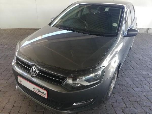 2013 Volkswagen Polo 1.6 Comfortline 5dr  Eastern Cape Uitenhage_0