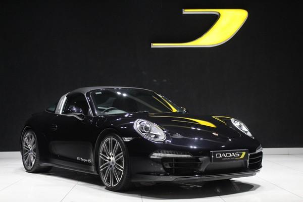 2015 Porsche 911 TARGA 4S PDK 991 Gauteng Johannesburg_0