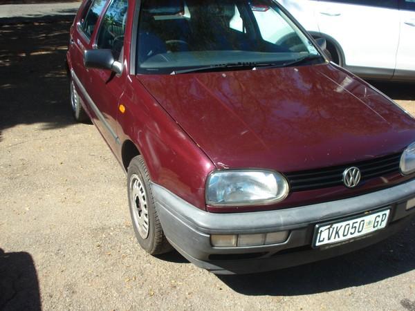 1995 Volkswagen Golf Gsx 1.8  Gauteng Randburg_0