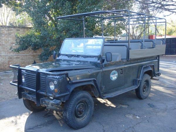 1989 Land Rover Defender Gameviewer Gauteng Randburg_0