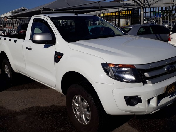 2014 Ford Ranger 2.2TDCi XLS Single Cab Bakkie Eastern Cape Port Elizabeth_0