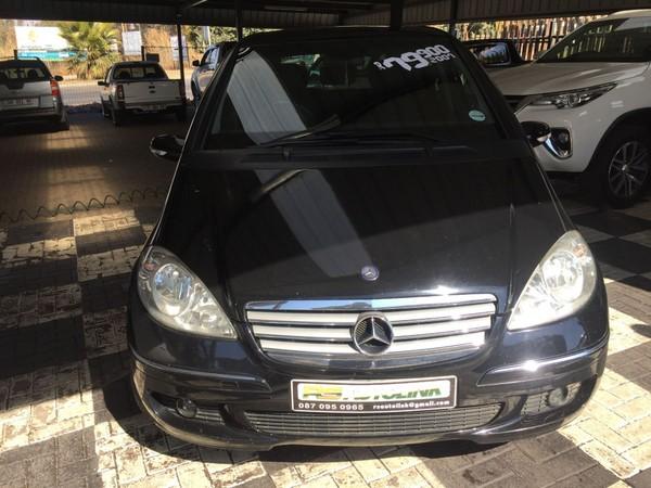 2007 Mercedes-Benz A-Class A 170 Classic At  Mpumalanga Witbank_0