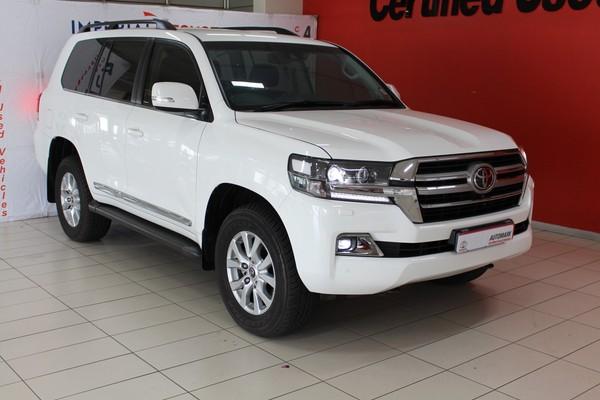 2019 Toyota Land Cruiser 200 V8 4.5D VX-R Auto Gauteng Edenvale_0