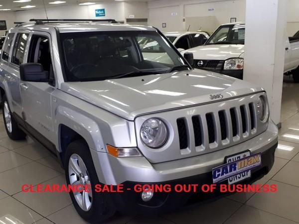 2012 Jeep Patriot 2.4 Limited  Cvt At  Kwazulu Natal Durban_0
