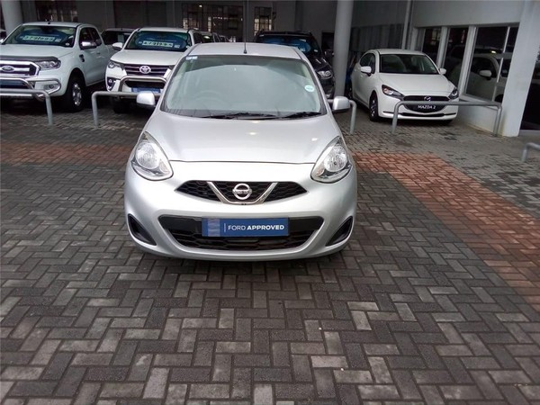 2018 Nissan Micra 1.2 Active Visia Eastern Cape East London_0