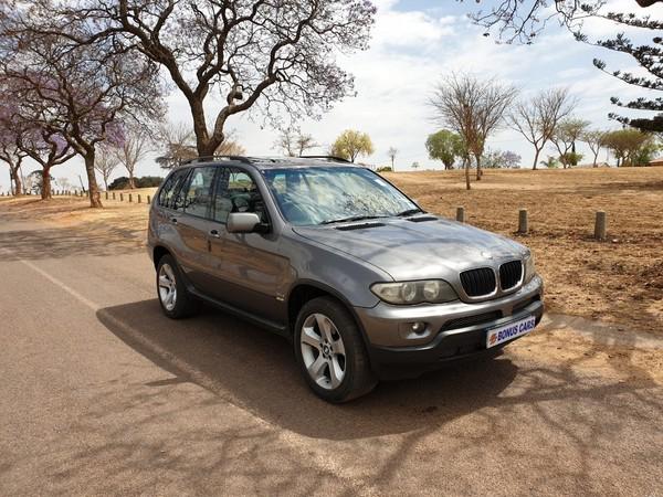 2005 BMW X5 3.0d Sport At  Gauteng Pretoria West_0