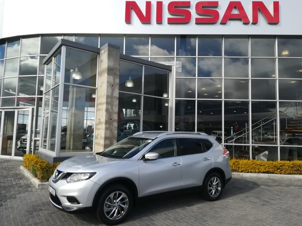 2015 Nissan X-trail 2.0i XE DESIGN 7 SEAT Western Cape Worcester_0