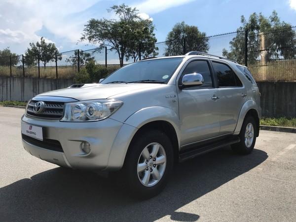 2011 Toyota Fortuner 3.0d-4d 4x4 At  Mpumalanga Mpumalanga_0