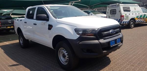 2019 Ford Ranger 2.2TDCi Double Cab Bakkie Gauteng Menlyn_0