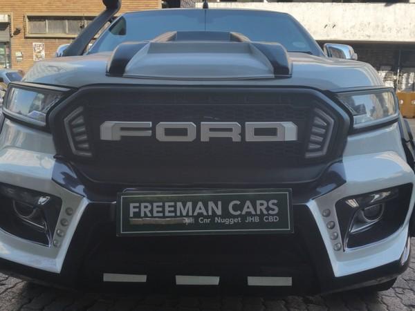 2016 Ford Ranger 2.2TDCi XL 4X4 Auto Double Cab Bakkie Gauteng Johannesburg_0