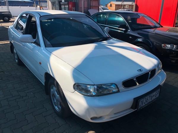 1999 Daewoo Nubira 2.0cdx Hb  Gauteng Boksburg_0