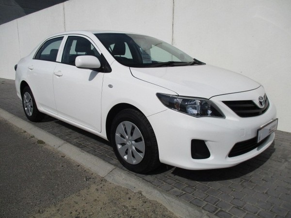 2018 Toyota Corolla Quest 1.6 AT Western Cape Table View_0