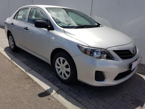 2018 Toyota Corolla Quest 1.6 Auto Western Cape Table View_0