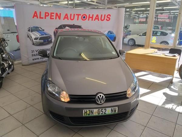 2009 Volkswagen Golf Vi 1.4 Tsi Trendline  Western Cape Parow_0