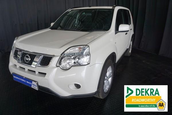 2012 Nissan X-Trail 2.0 Dci 4x2 Xe r82r88  Gauteng Boksburg_0