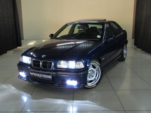 1998 BMW M3 4d e36  Gauteng Benoni_0