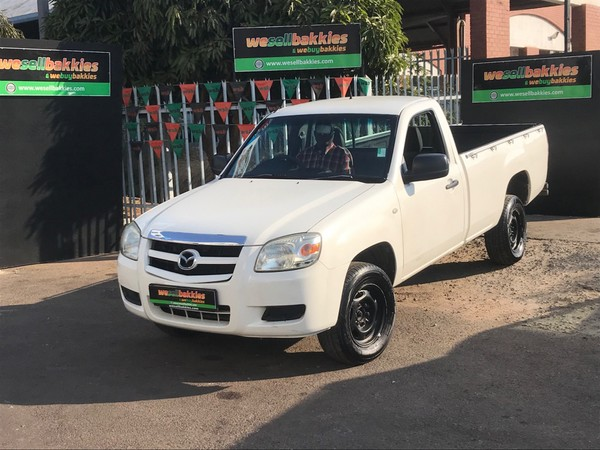 2011 Mazda BT-50 2.6i 4x4 Safety Bakkie Single cab Gauteng Pretoria West_0