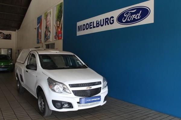 2016 Chevrolet Corsa Utility 1.4 Sc Pu  Mpumalanga Middelburg_0