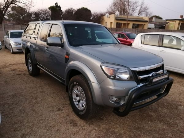 2011 Ford Ranger 3.0tdci Xlt Hi-trail Pu Supcab  Mpumalanga Mpumalanga_0