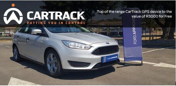 2018 Ford Focus 1.0 Ecoboost Ambiente Auto Gauteng Roodepoort_0