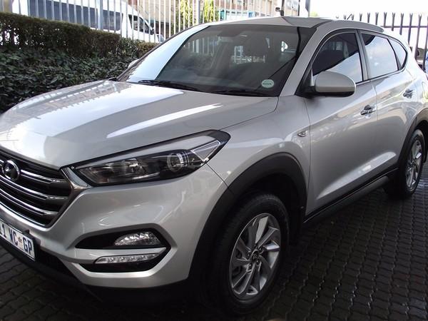2016 Hyundai Tucson 2.0 Premium Gauteng Pretoria_0