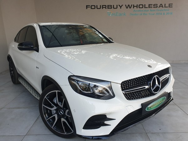 2018 Mercedes-Benz GLC AMG GLC 43 Coupe 4MATIC Gauteng Four Ways_0