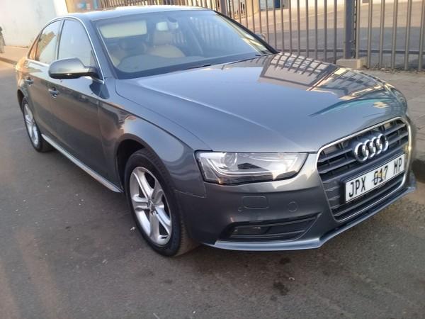 2013 Audi A4 2.0 Tfsi Ambiente 155kw b8  Gauteng Johannesburg_0
