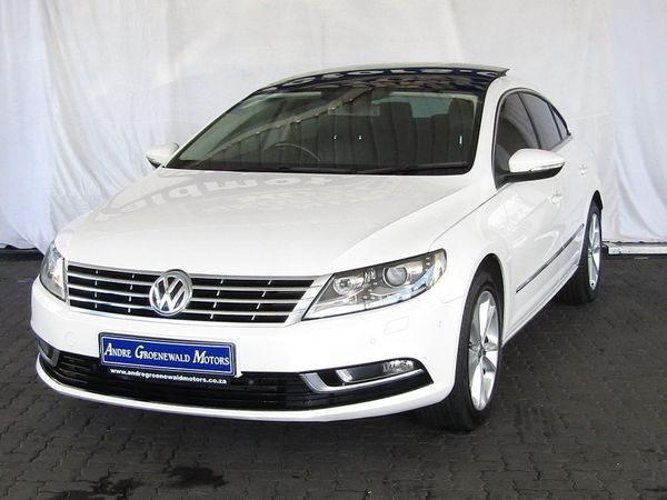 2013 Volkswagen CC 2.0 TDI Bluemotion DSG Western Cape Goodwood_0