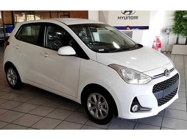 2019 Hyundai Grand i10 1.0 Fluid Mpumalanga Secunda_0