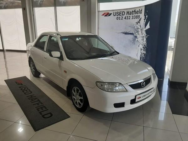 2003 Mazda Etude 160ie  Gauteng Hatfield_0